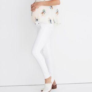 NEW Madewell Maternity Skinny Jeans